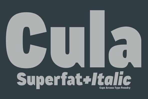 CA Cula Superfat