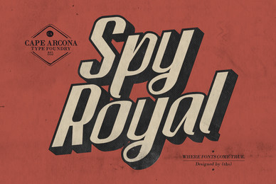 CA Spy Royal