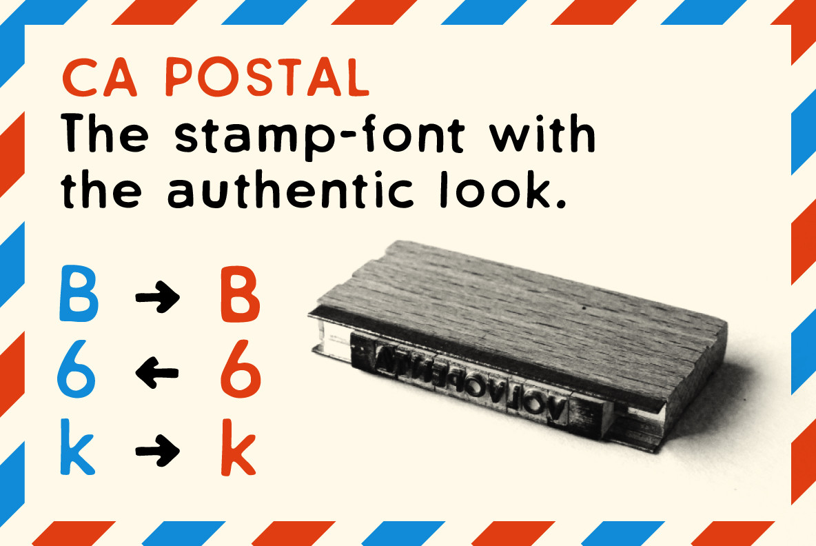 CA Postal