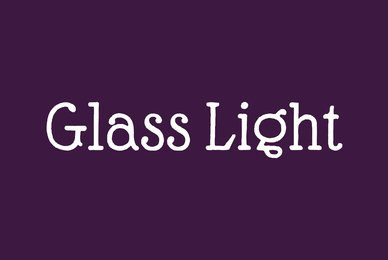 Glass Light