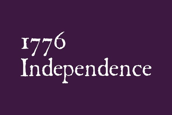 1776 Independence