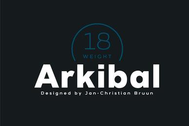 Arkibal Sans