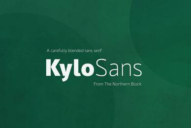 Kylo Sans