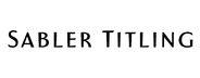 Sabler Titling