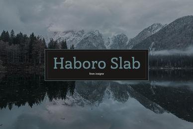 Haboro Slab