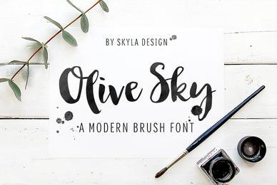 Olive Sky