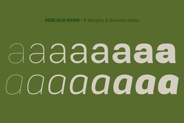 Gerlach Sans