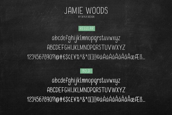 Jamie Woods