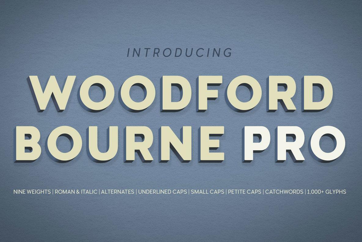 Woodford Bourne PRO