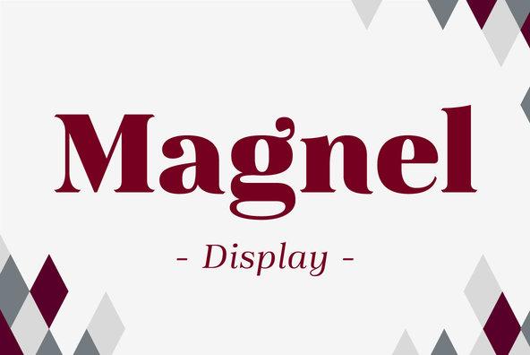 Magnel Display