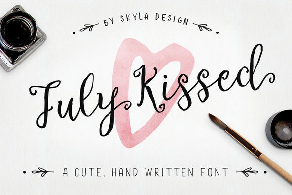 July Kissed