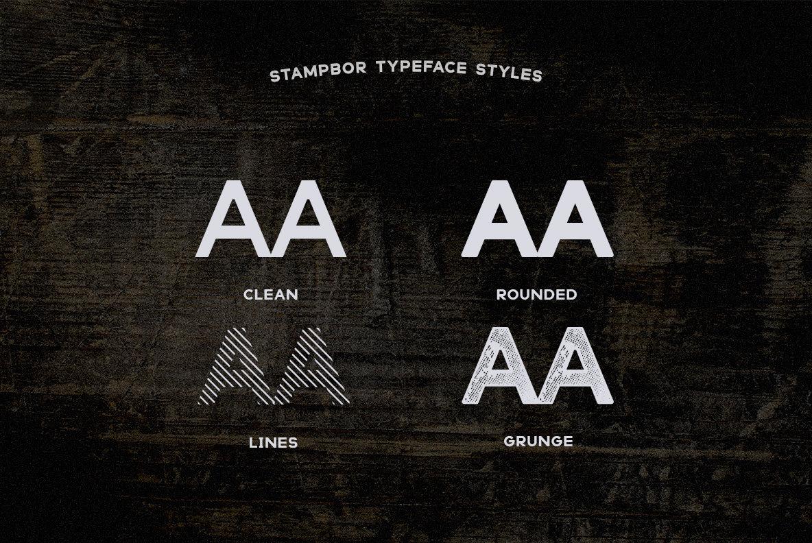 Stampbor