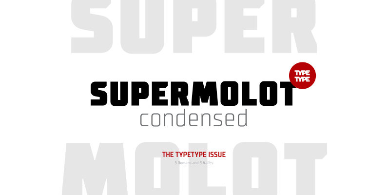 TT Supermolot Condensed