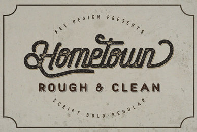 Hometown Rough   Clean Family