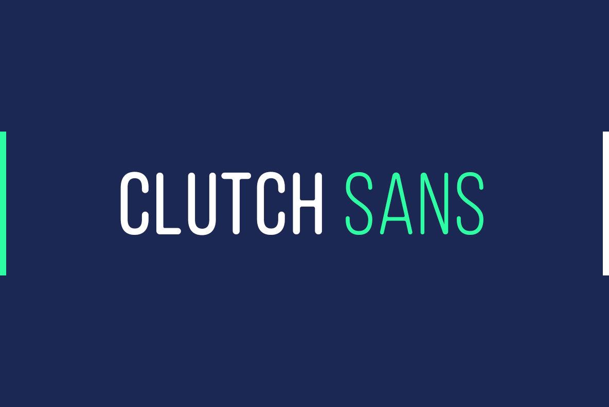 Clutch Sans