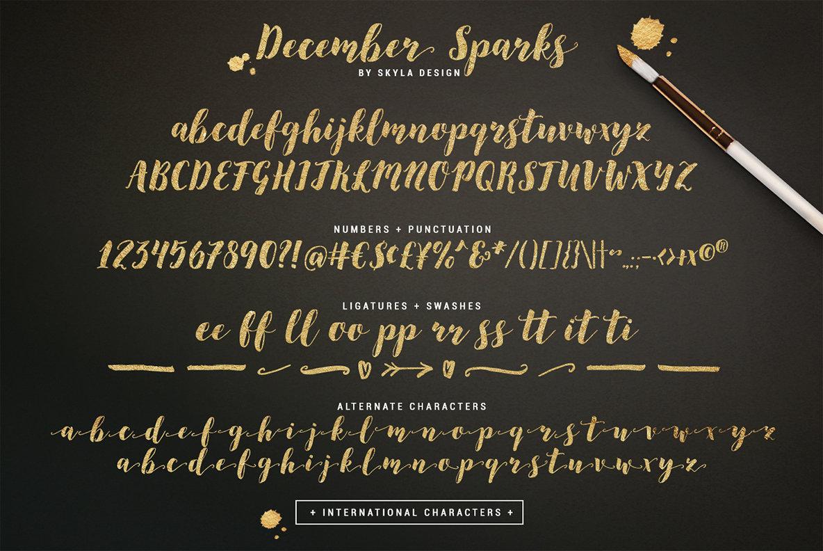 December Sparks