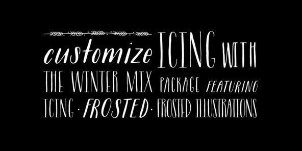Winter Mix Package