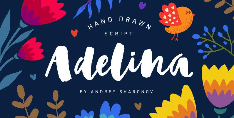 Adelina Script