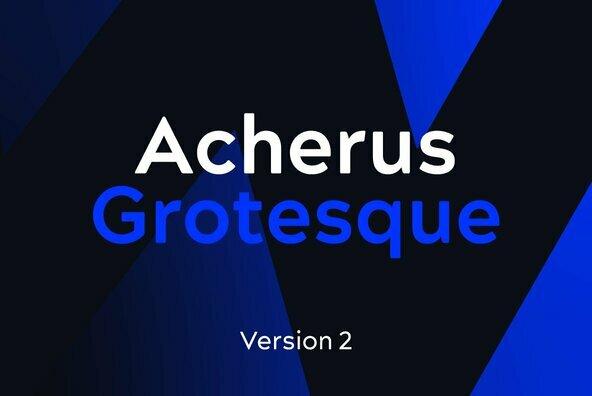 Acherus Grotesque