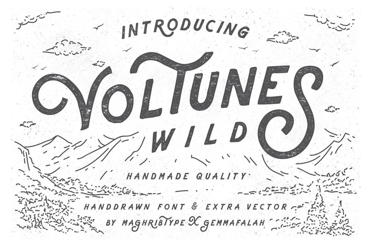 Voltunes Wild
