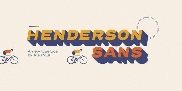 Henderson Sans