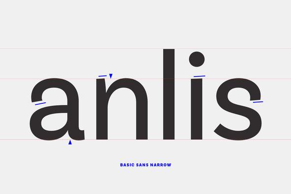 Basic Sans Narrow