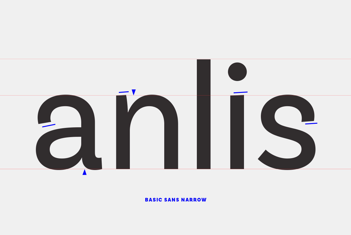 Basic Sans Narrow
