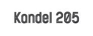 Kandel 205