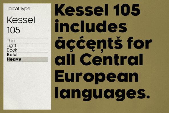 Kessel 105