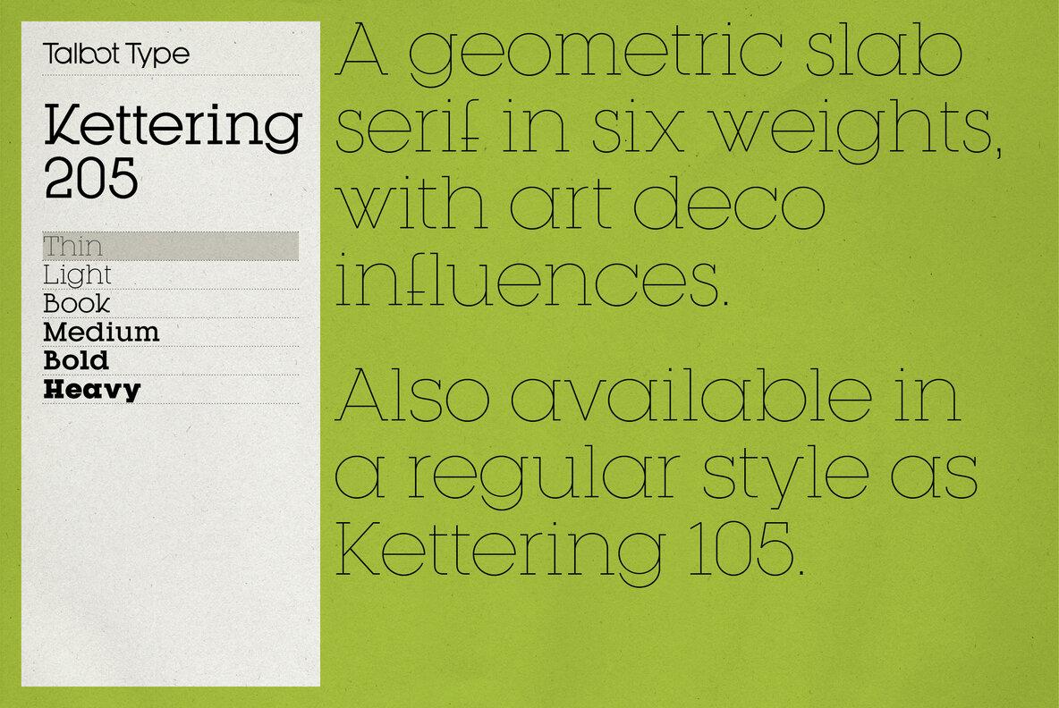 Kettering 205