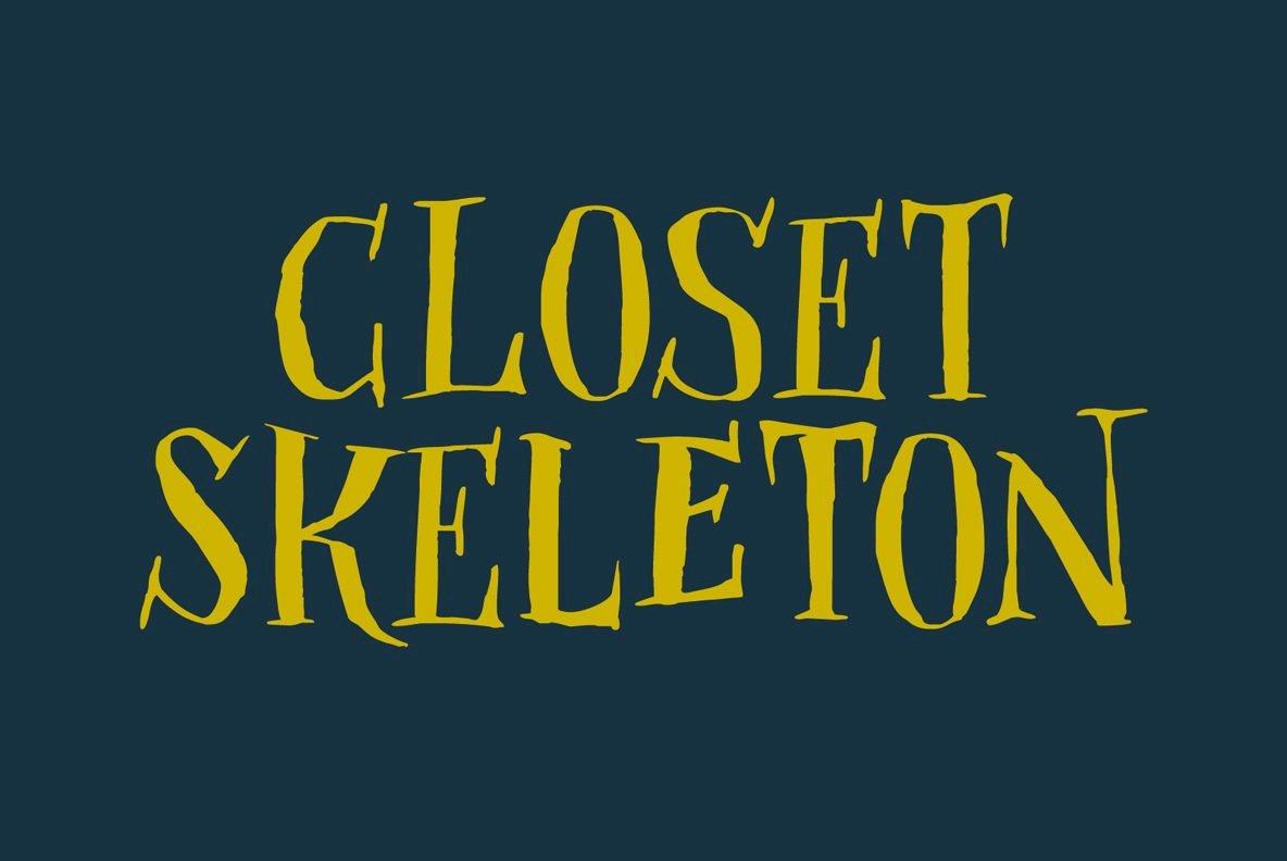 Closet Skeleton