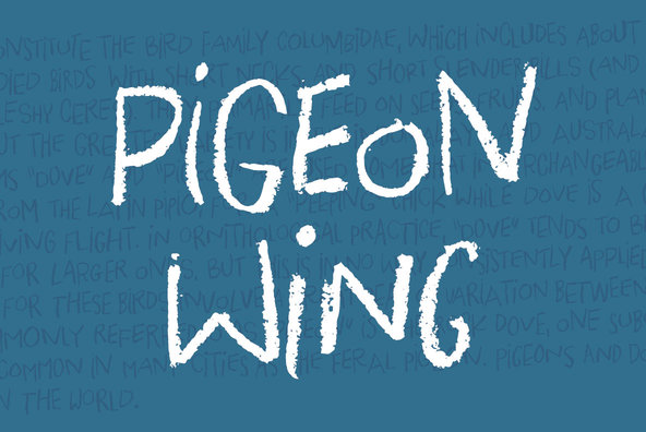 Pigeon Wing