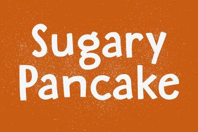Sugary Pancake