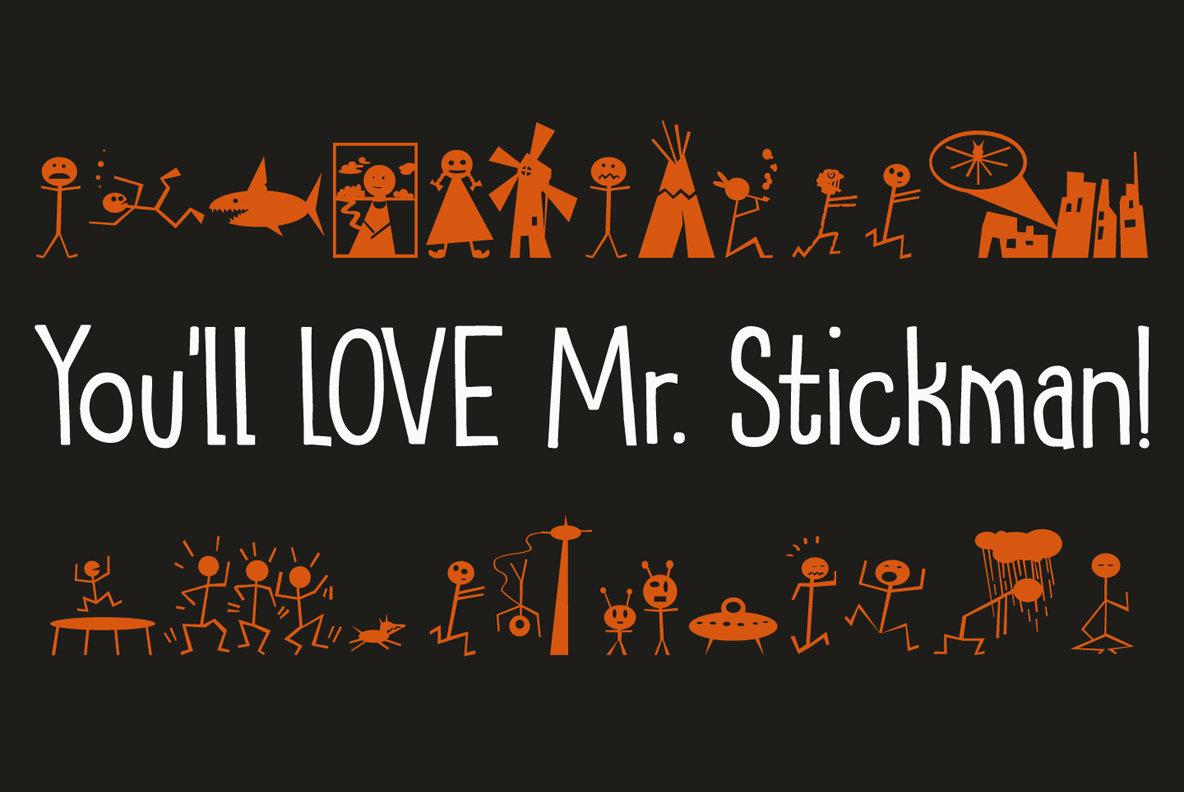 Mr Stickman