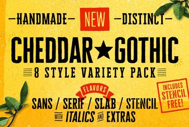 Cheddar Gothic