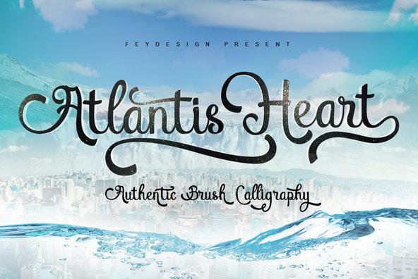 Atlantis Heart
