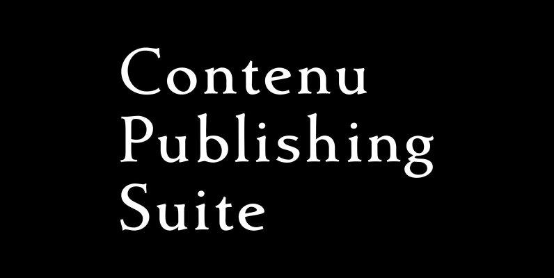 Contenu Publishing Suite