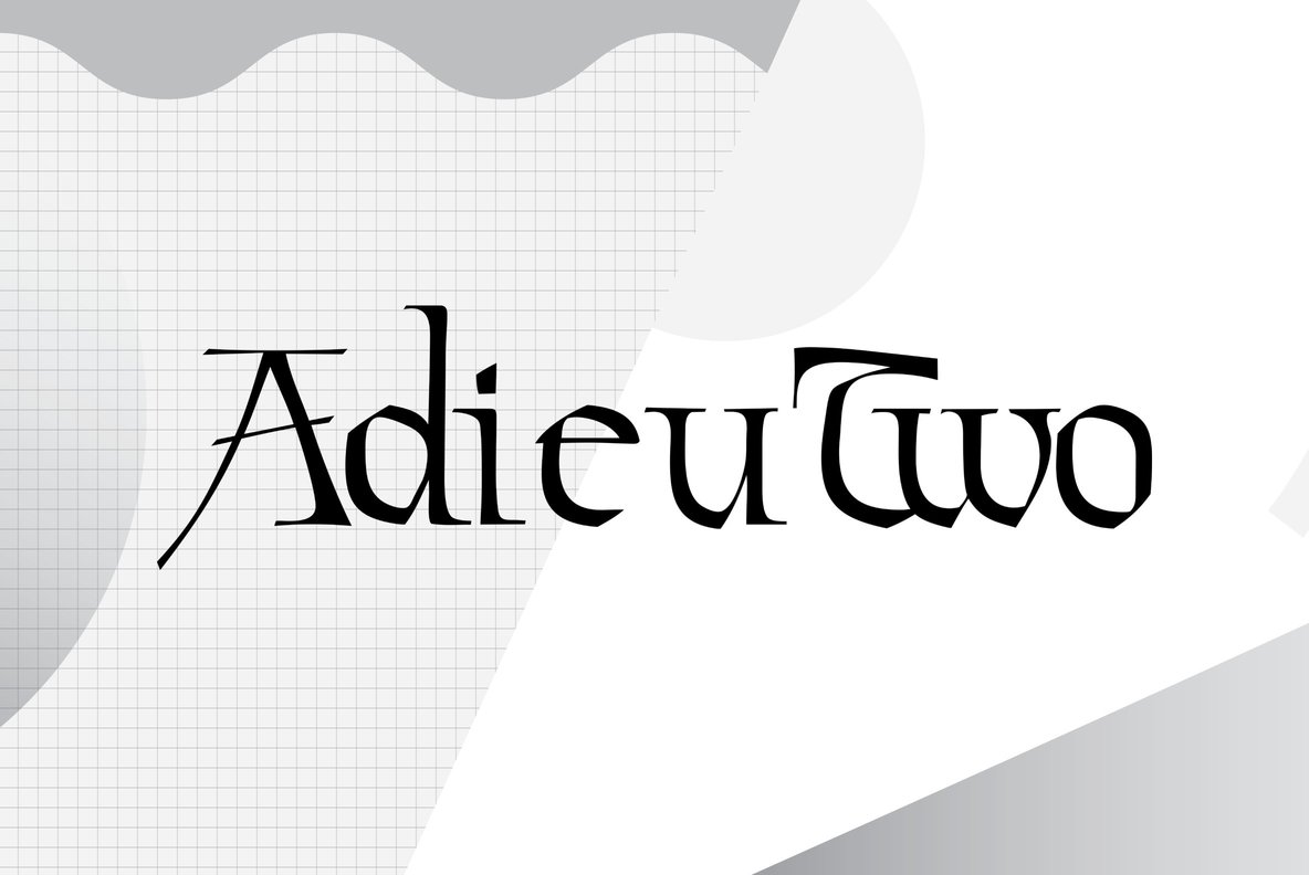AdieuTwo