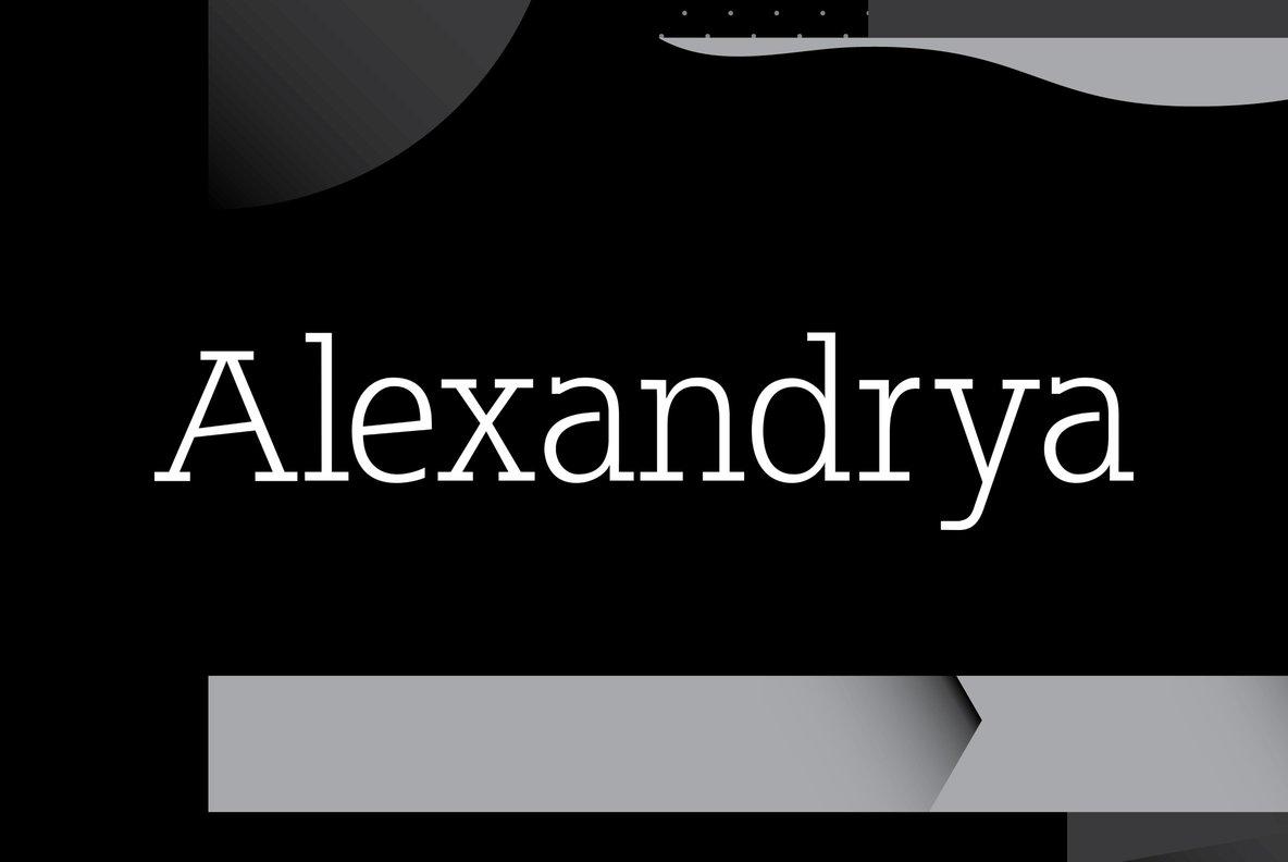 Alexandrya