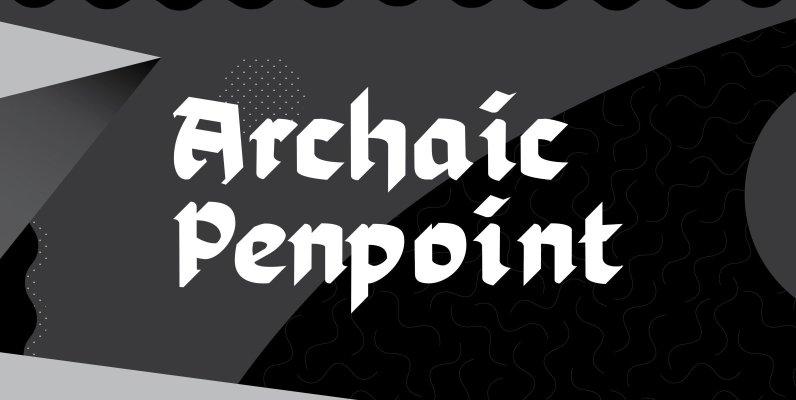Archaic Penpoint