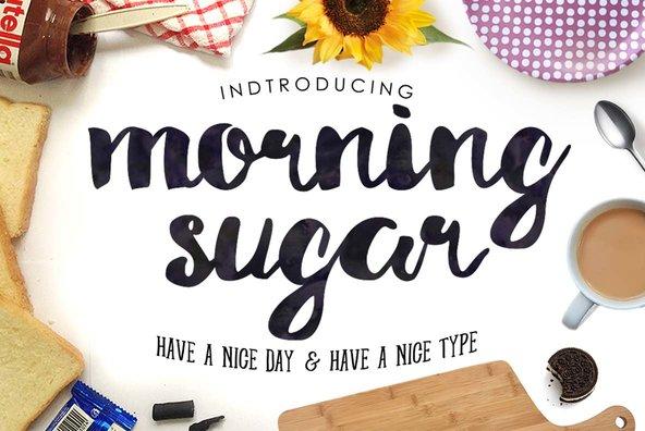 Morning Sugar