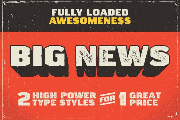 Big News I   II