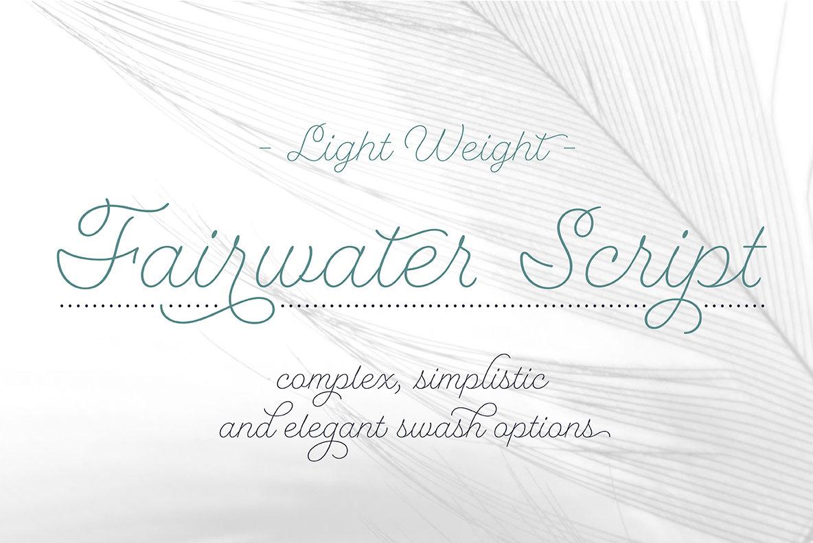 Fairwater Script
