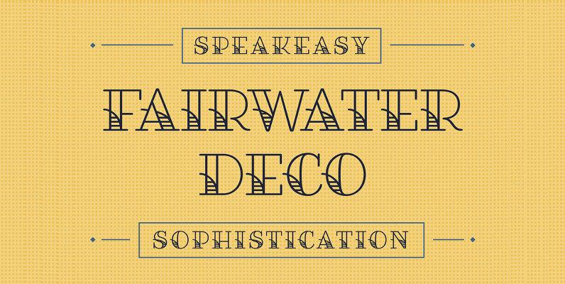 Fairwater Serif