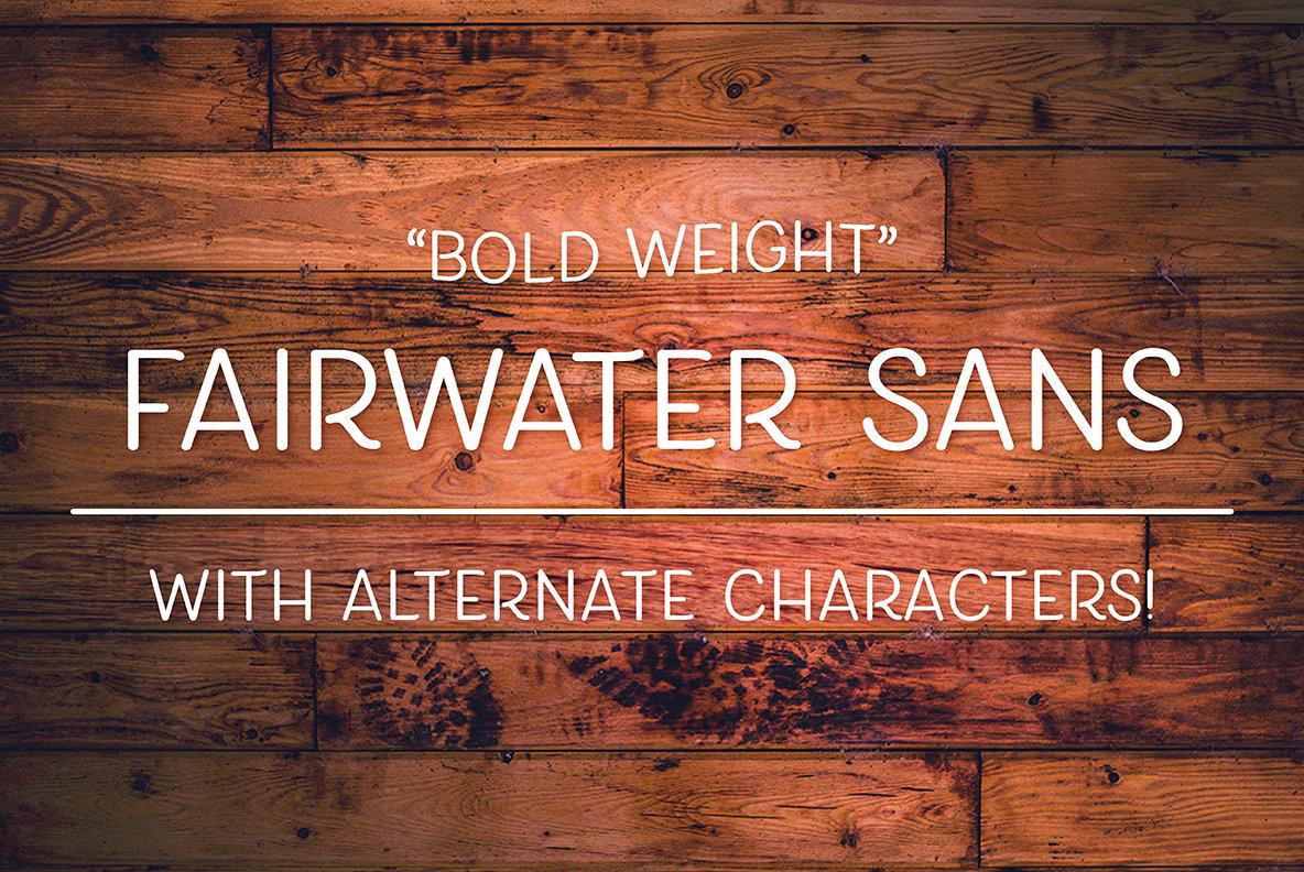 Fairwater Sans