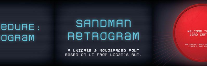 Sandman Retrogram