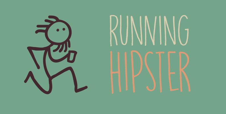 Running Hipster