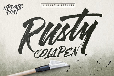 Rusty Cola Pen