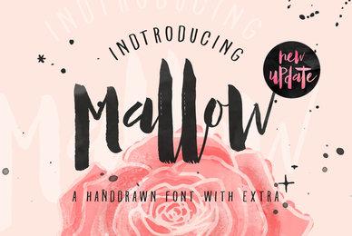 Mallow Typeface