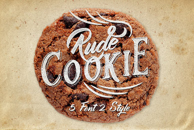 Rude Cookie